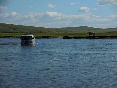 Séjour pêche et tourime au coeur de la Mongolie. Un séjour idéal pour ceux qui voyagent à deux.