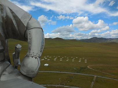 Séjourdécouverte spirituelle en Mongolie. A la découverte des temples et monastères bouddhistes, yoga, méditation et calligraphie au coeur des steppes mongoles.