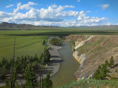 Séjour 100% Peche en Mongolie. 7 jours de pêche non-stop en Mongolie. Rivières mongoles, taimen, truites lenock, amour,ombres seront au rendez-vous.