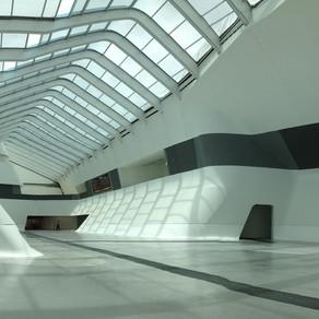 La Sinuosa Stazione di Afragola - Zaha Hadid