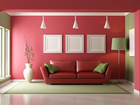 Come scegliere il colore delle pareti