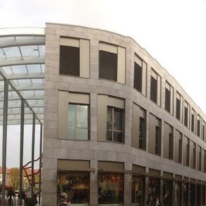 Stadtbibliothek (Biblioteca della città) di Hanau