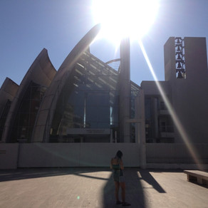 Chiesa di Tor Tre Teste di Richard Meier - Roma