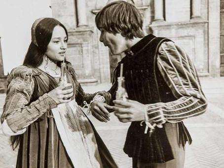 ARCHICINEMATOGRAFICO #3: Un amore eterno (Romeo e Giulietta) nel Palazzo Piccolomini - Pienza