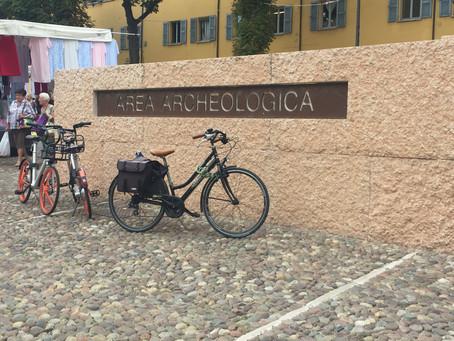 Un po' di Roma a Mantova - Area Archeologica