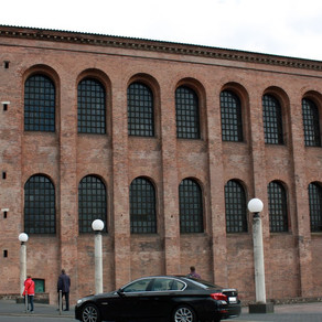 Treviri e la Basilica di Costantino