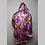 Thumbnail: Light Up Faux Fur Coat - Rainbow Sherbet Psychedelic LED Fur Coat