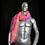 Thumbnail: Faux Fur Light Up Boa - Orange Pink Purple Fur Multi Colored lights
