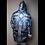 Thumbnail: Light up Fur Coat -  artist Interior FreeRolando #2 RGB LEDs