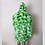 Thumbnail: Faux Fur Light Up Coat - The Big Frosty - 420 Marijuana Print Interior