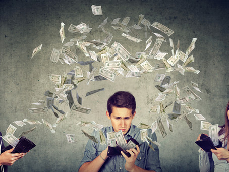 The Spending Problem You Didn't Know You Have - The Deridot Effect