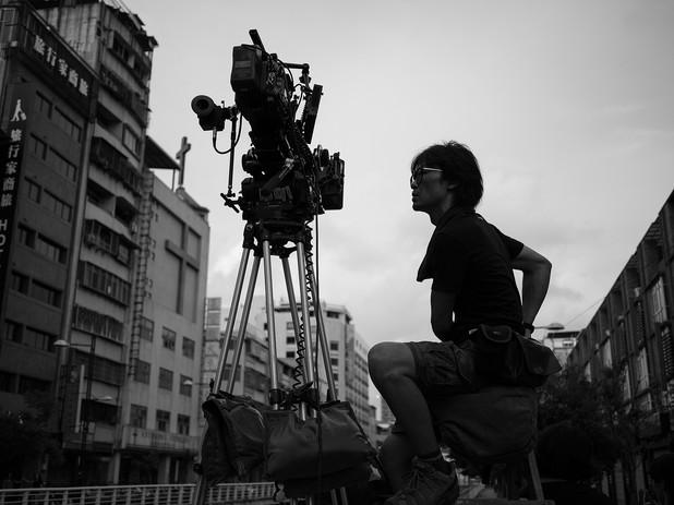 『Endless Nights In Aurora』- Stills of filmmakers