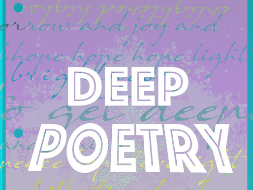 Our Deep Poetry Contest Winners & Volunteer of the Month