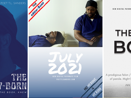 The kNew-Born a Kansas City Original Film by Actor Poet t.l. sanders Outgrowth of Pure Poetry