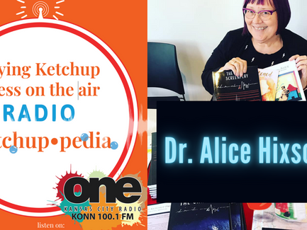 This Weekend Live Radio show with Dr. Alice Hixson, upcoming Workshop! Word of the Day, Backmatter