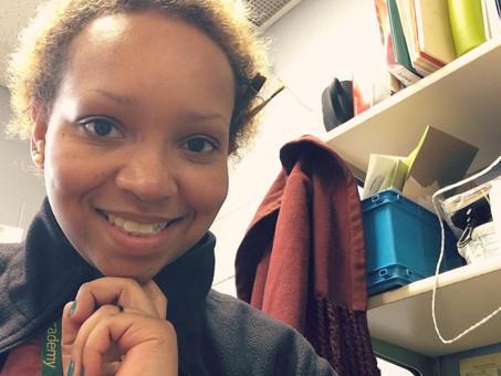 Meet Our New Author, Danielle Williams
