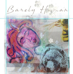 Barely Human by Patrick Borosky