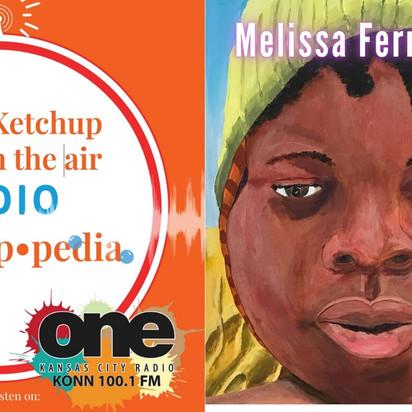Local Poet Melissa Ferrer-Civil Live, Serendipity & Y.U.R. Interesting Poetry Workshop