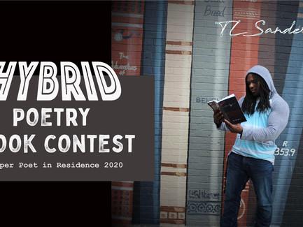 New Hybrid Poetry Winners, & Former Poet in Residence on ArtSpeak Radio today