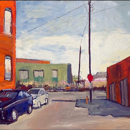 "Legendary Pastel Painter Marcia Streepy's ""Glorious Days"" Retrospective and Benefit"