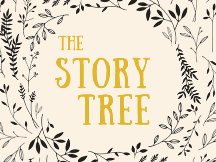 Young International Authors in Print and now on The Story Tree Podcast