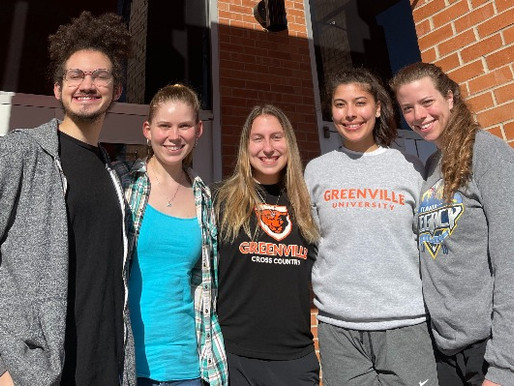 Greenville U. Students Gift Podcast Design, Jingle to KP's new outreach, Ketchupedia: The Story