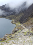 Altiplano: Laguna Luru Kheri