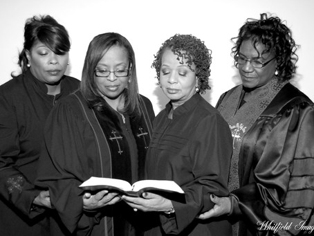 PreacherWoman Updates