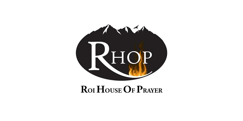 RHOP Worship and Prayer at ICW