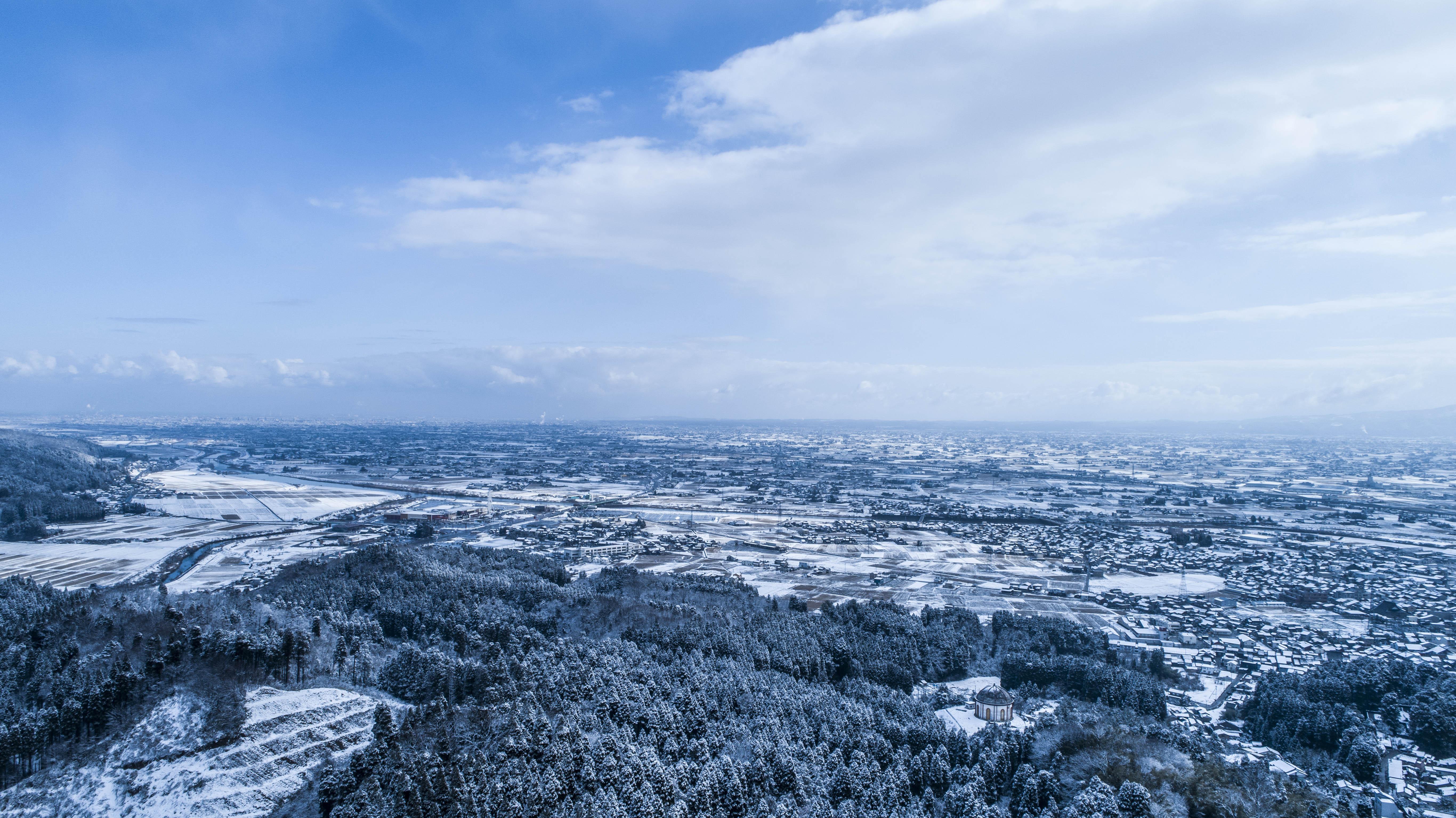 城山winter
