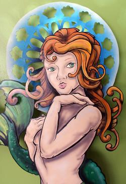 Nouveau Mermaid
