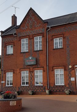 St Luke's School Listed Building