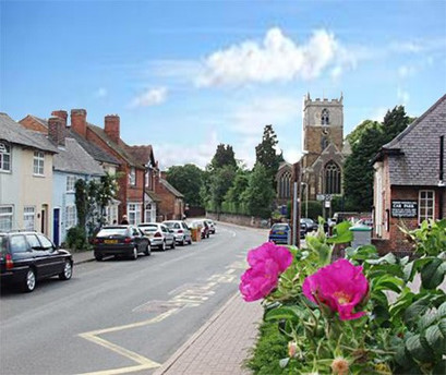 Main Street Thurnby