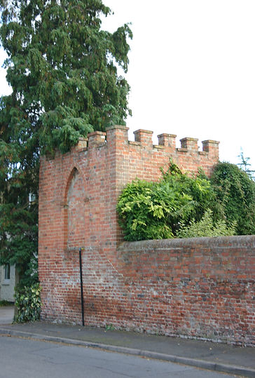Castellated Outbuilding
