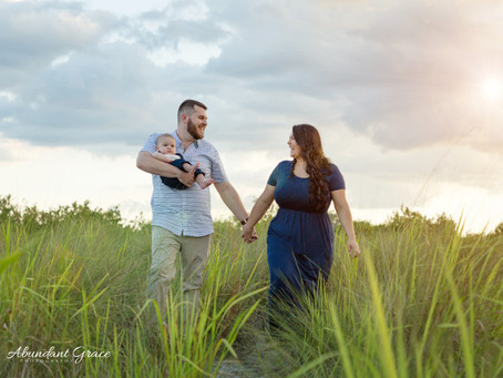 A Cypress Point Family Session