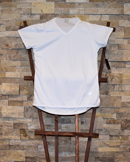 FIT-SENSE White T-Shirt