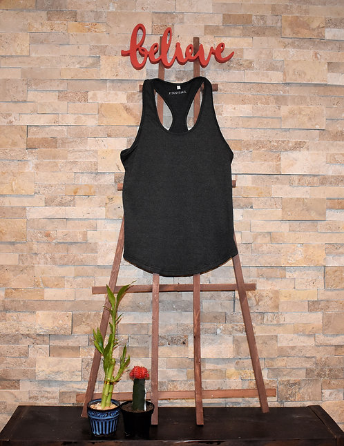 Women's Midnight Black Tank Top