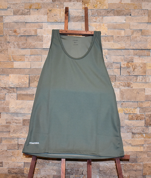 FIT-EZ Moss Tank Top