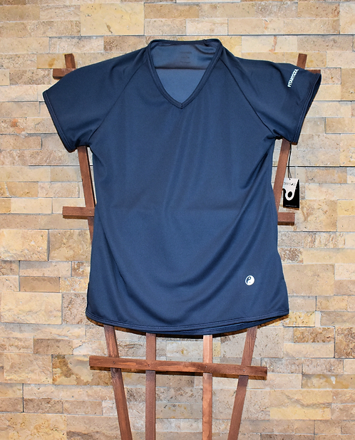FIT-SENSE Ash Blue T-Shirt