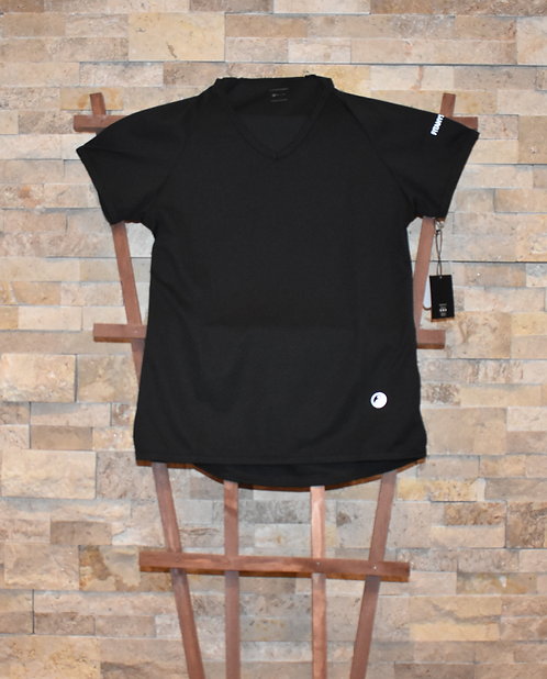 FIT-SENSE Black T-Shirt