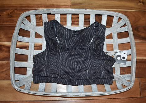 Optical Illusion Sports Bra