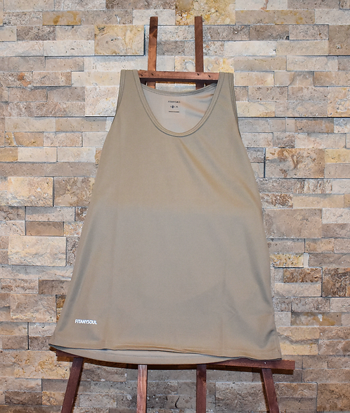 FIT-EZ Limestone Tank Top