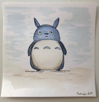 Watercolor 25x25