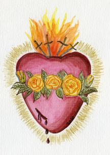 Sacred Heart of Mary