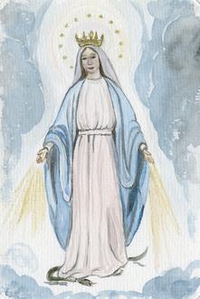 Lady of Grace