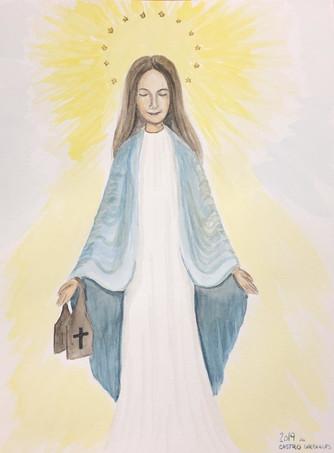 Virgen de Garabandal