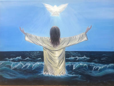 The Sea of the Divine Will