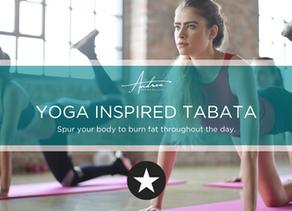 Yoga Inspired Tabata