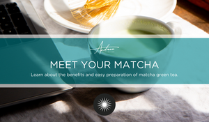 Learn about the benefits and easy preparation of matcha green tea.