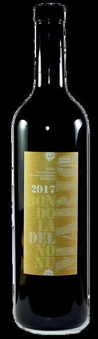 Bondola del Nonu Mario, Azienda Mondò, 2019, Ticino DOC